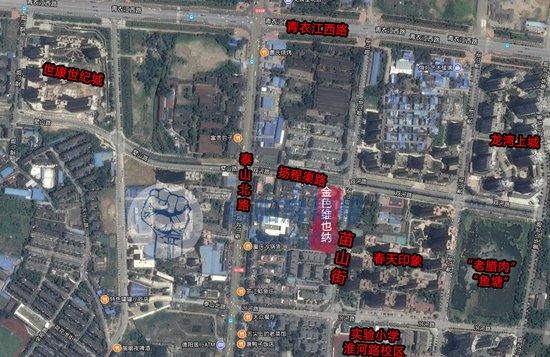 城北两块新住宅用地规划方案亮相,离开盘还有几步?