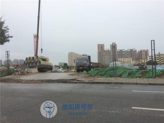 德阳城北高铁组团开拍,两宗地成交价最高733元/㎡