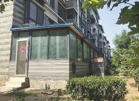 房帮帮:普法,自家阳台搭建阳光房小心德阳城管来敲门