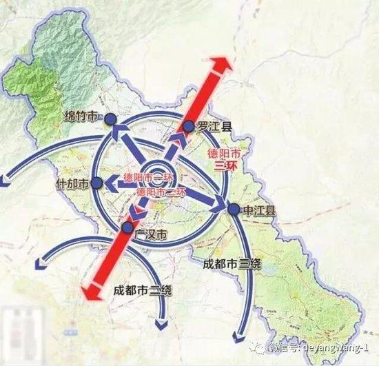 将串联起市域内重要乡镇,经济,旅游,交通节点.图片