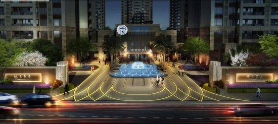 地王豪庭规划方案详细版,19-31层1楼架空总共592户