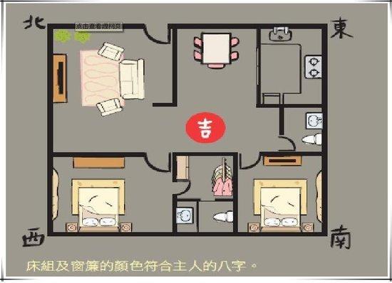房屋朝向风水一   坐东朝西的房子使得主人身体康健,家庭幸福,但美
