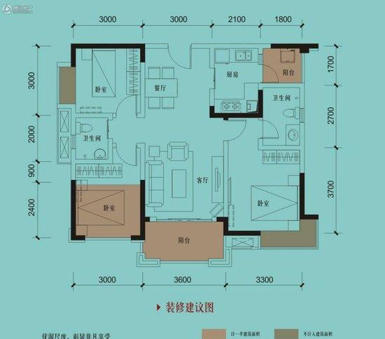 今年德阳楼市最低价,保利75-153㎡房源3600元/㎡ 起