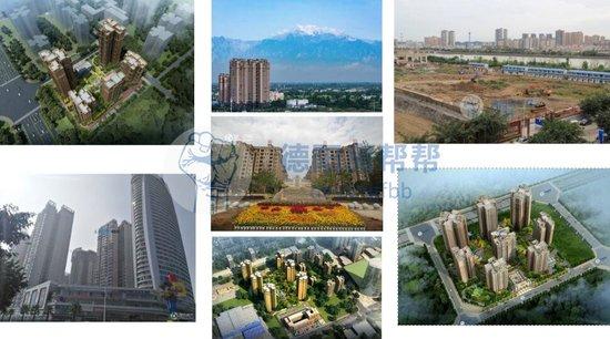 万嘉国际社区四期 , 中央绿洲二期 , 天悦湾三期 , 中融大名城新批次