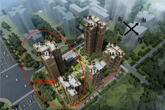 城南滨湖纯住宅社区即将开盘,两梯四户南北朝向好惊艳!