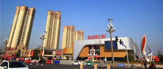 德阳投资商铺年租金收120万,削尖了脑壳也挤不进去了