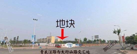 德阳火车站前面那块处女地定?#35813;?#20102;:叫首府·花雨树