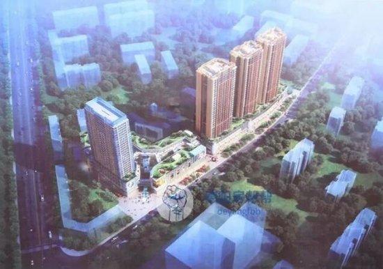 老城区新盘水游城最新动向:方案审查中