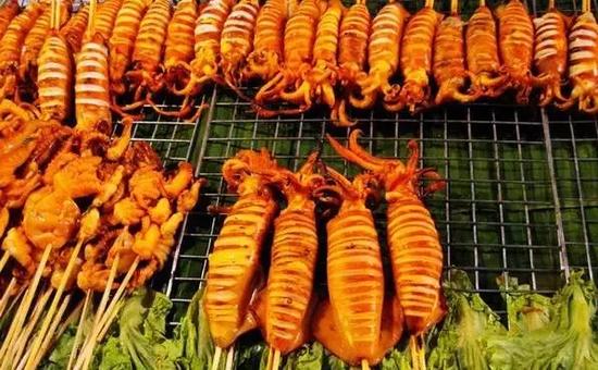 终于定广汉了!2017首届泰国风情食博会 11月10日火爆登场 万张美食券免费拿~