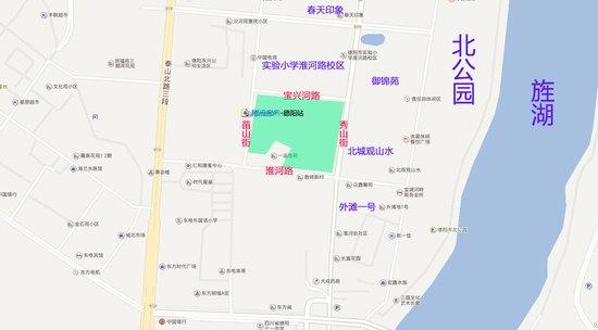 德阳城北实验小学对面这块地 ,一觉睡了近4年!