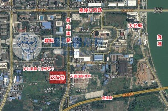 德阳城南建院旁新地块规划调整 火速围观!