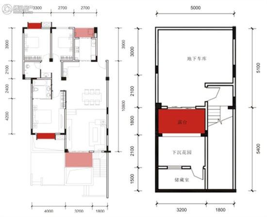 二手房卖7000+,德阳这套送50㎡花园的现房只卖7200元