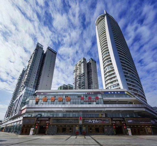 中融大名城最新施工进度:3、5号楼都已修至20多层!