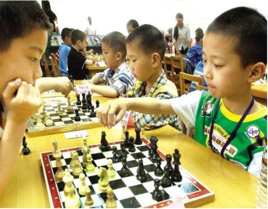 少儿国际象棋