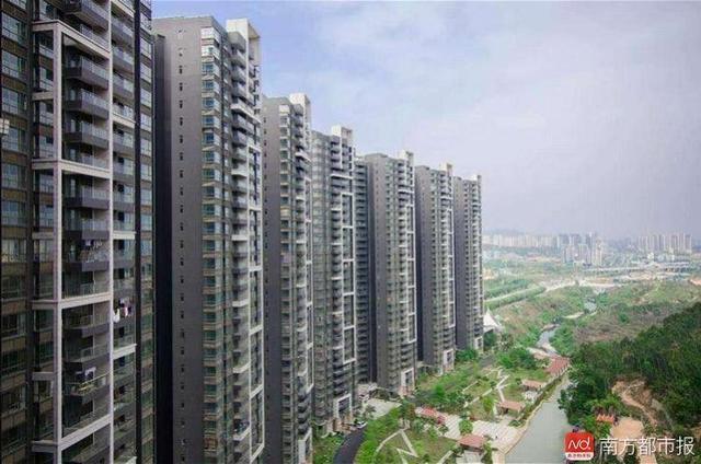 深圳一女子大亚湾买楼 被开发商强制退房