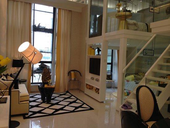 微时代投资新宠 中熙松湖国际商寓样板房璀璨盛放
