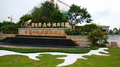 碧桂园鼎峰城市花园 89-136㎡精装样板房完美开放