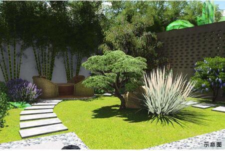 碧桂园映月台:中式园林诗从闲庭信步来图片
