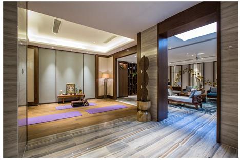 碧桂园·映月台:中式庭院纯别墅,尽展中国风韵图片
