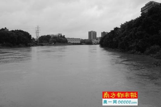 塘厦镇将投12亿治理石马河
