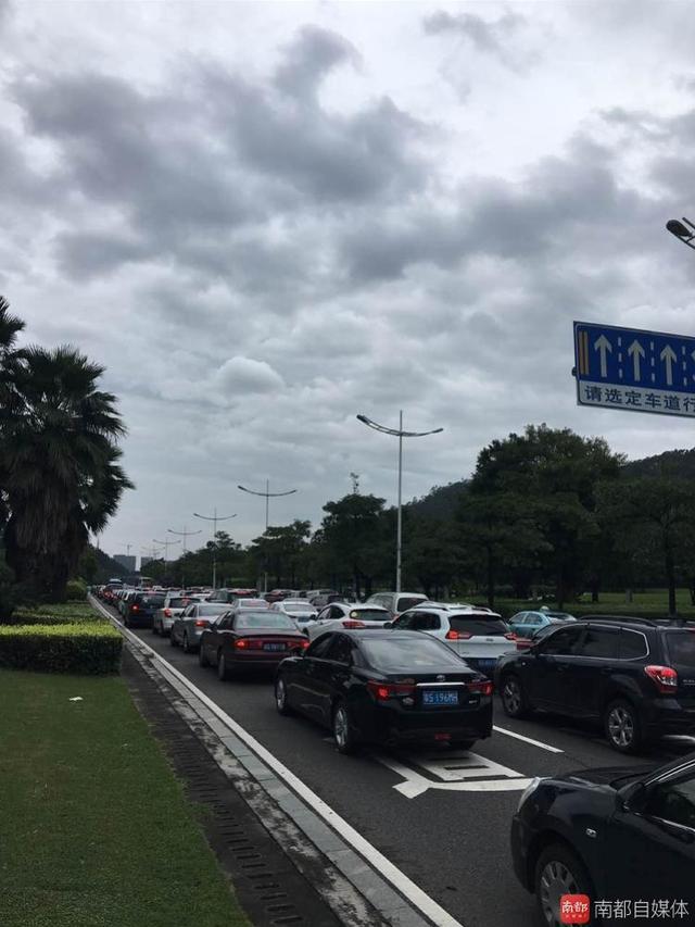 直播全程 台风再次完美避开东莞 狂风暴雨趋于停歇