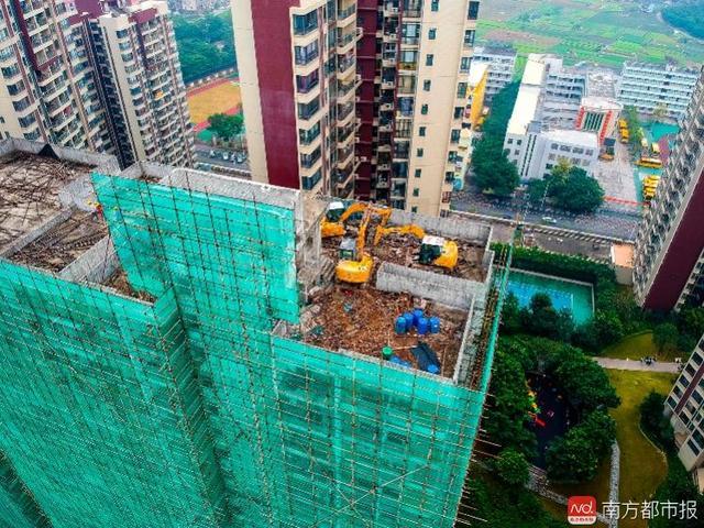 东莞这镇一万多平米建筑被拆!这种房也被禁止销售!
