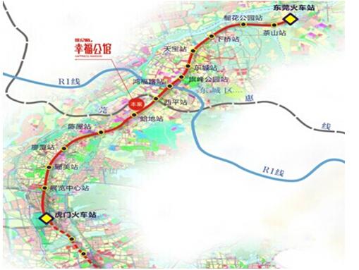 迪拜地铁 东莞地铁1号线线路图 东莞地铁3号线 东莞地铁线路图 东莞条图片