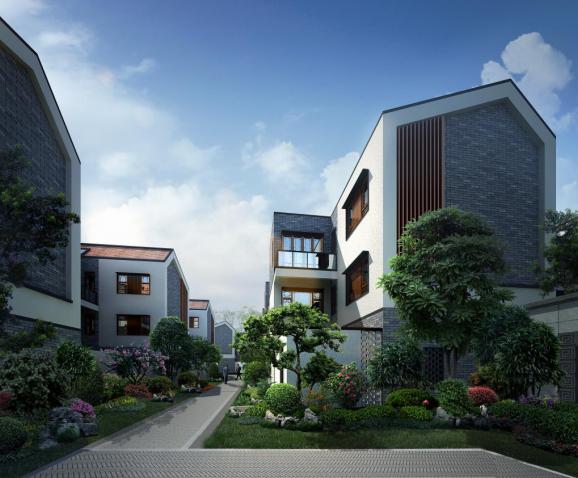 碧桂园·映月台:中式别墅,中国未来的孤品图片