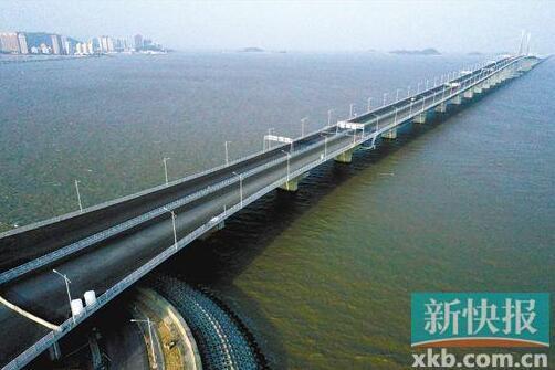 跨海超级工程 港珠澳大桥科技与颜值齐飞 房产东莞站 腾讯网