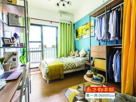 东莞长租公寓悄然兴起 大多满租90后主打