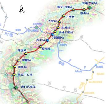 东莞地铁什么时候开通? -交通_深圳本地宝
