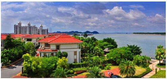 想想自己的将来,在虎门木棉岛,一座海边小城的浪漫生活.