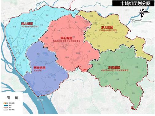 深挖《东莞市总体规划2016-2030》!东莞未来15年还看南城