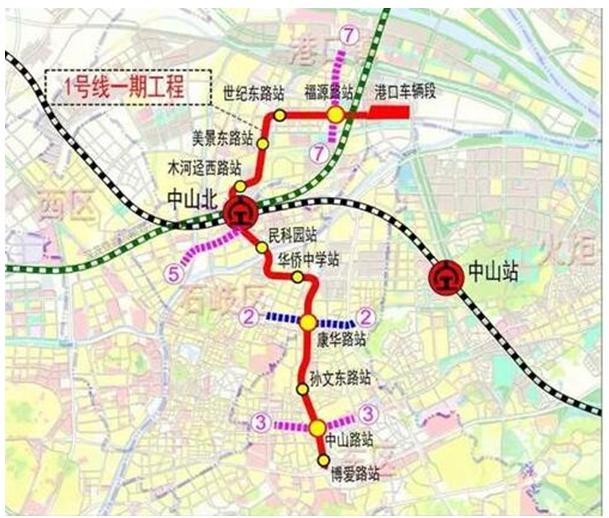 18号线地铁线路图 上海11号线地铁线路图 深圳地铁11号线线路图
