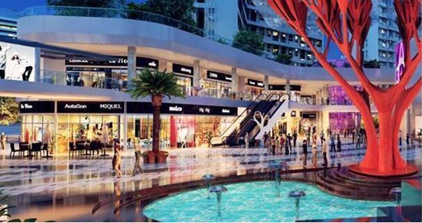 东莞东城又一旗舰商业体即将入市 推动中心商圈再升级