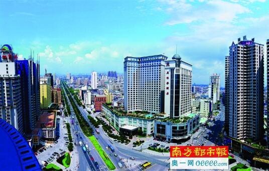 科技与物流带动东部引擎 常平发展旅游提升品质 房产东莞站 腾讯网图片