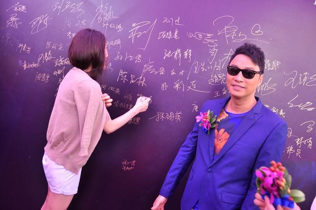 孙仪凌签名