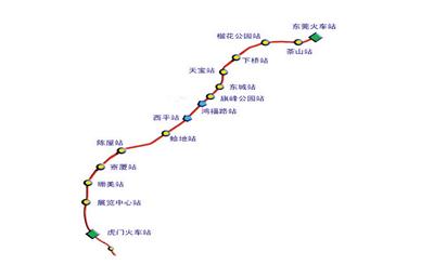 对于石龙来说,地铁的开通影响相对更大,原因是在东莞城区日益面临着无图片