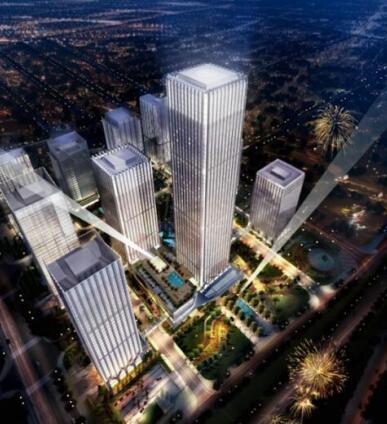 南城CBD加速发展 国际商务区成人气聚集地