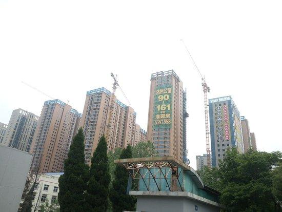 华迅·杭州公馆最新工程进度
