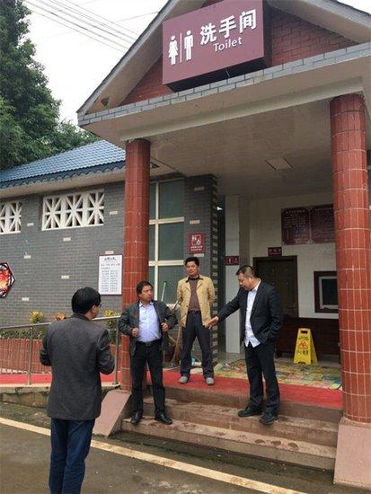 """鄂州旅游局督查景区""""电视问政""""曝光问题"""