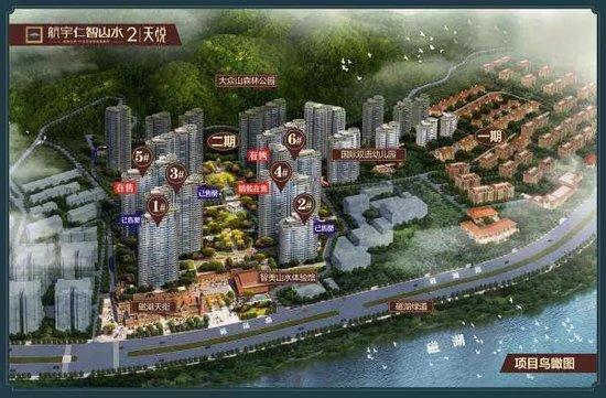 航宇仁智山水全新超越之作T4号楼精装瞰湖府全城首发