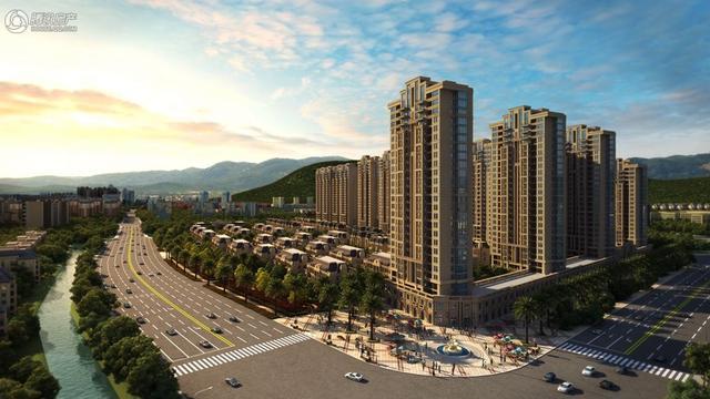 黄岩翠屏春晓预计3月中下旬推出6#楼和8#楼