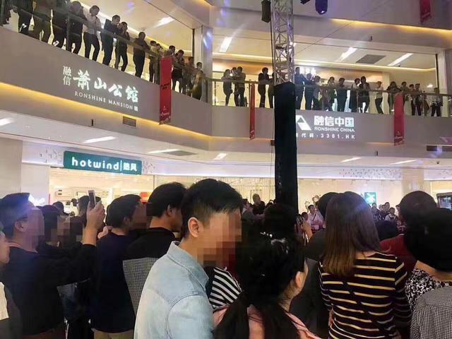 6.17融信·萧山公馆VIP展示中心风华盛启