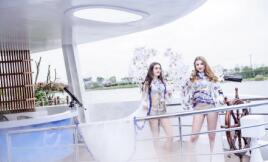 星海彼岸示范区开放 成宁波新热点