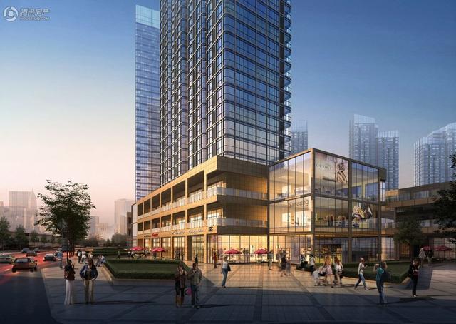 台州银泰城仅剩9#-14#楼商铺房源在售