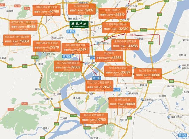 比肩奥体的桥东智慧城 成杭州置业改善的热门版图
