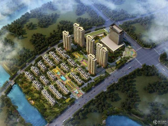 温岭豪成·东湾预计4月推别墅 户型面积124-160平