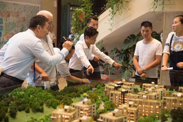 西溪十九府实景样板盛装开启 惊艳杭城