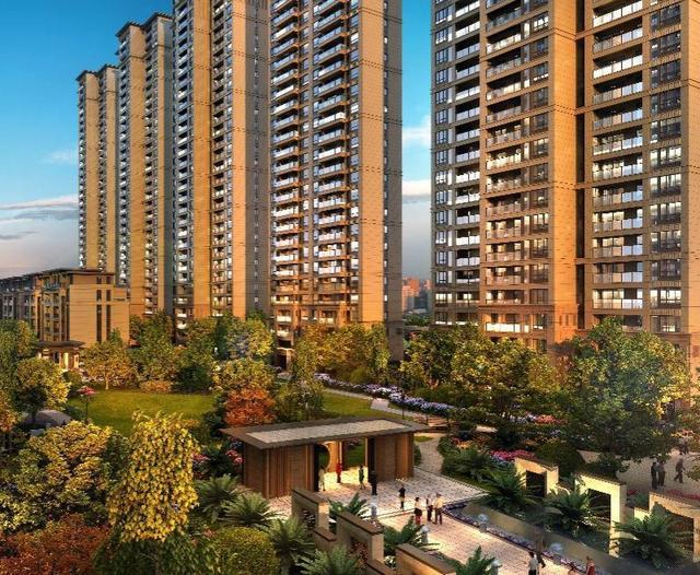 全龄层社区 打造慈城豪宅新标准